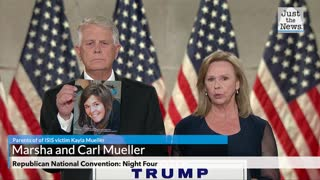 Republican National Convention, Parents of of ISIS victim Kayla Mueller speak