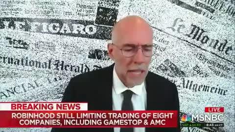 Arrogant Leftist Professor - defending Wall Street and calls little guys INCELS.