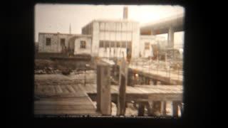 Hudson River Boatyard - 1920ish