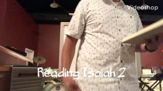 Reading Isaiah 2