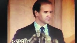 Joe Biden admits to being dumb