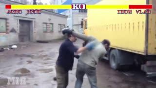 funny videos street fighter !!!