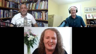 Atlantic Underground Podcast Episode #57 (Guest Dolores Cahill)