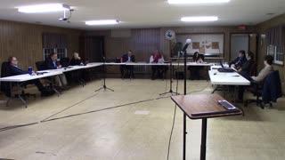 Summerfield, NC Town Council Meeting 12/9/20 Part 8