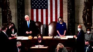 Trump supporters storm Capitol, lawmakers flee