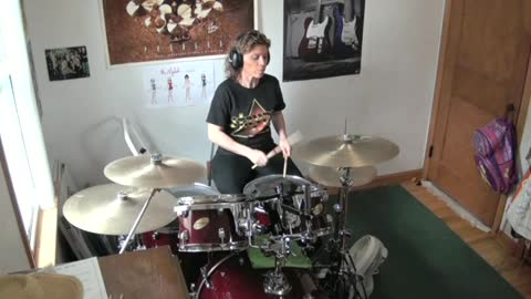 To Hell With The Devil by Stryper ~ Drum Cover
