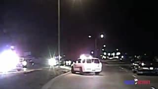 Dashcam Video Of Saginaw Police Shooting
