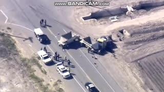 15 People Killed After SUV, Big-Rig Collide
