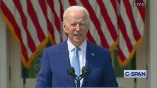 "Biden's Brain Breaks TWICE on Live TV - Says ""AFT"" Instead of ""ATF"""