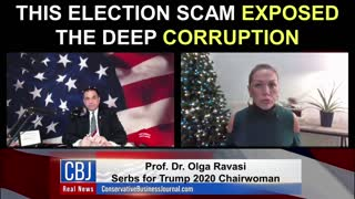 This Election Scam EXPOSED The Deep Corruption!