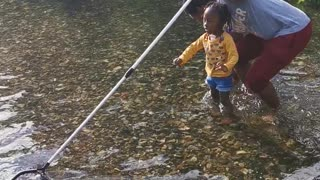Fishing with a 3 year old