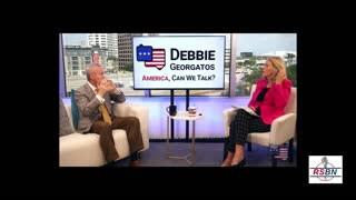 America, Can We Talk? with Debbie Georgatos - Dr. Peter McCullough 9/2/21