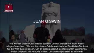 about Washington DC, Juan O Savin