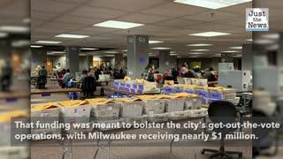 Milwaukee's sky-high voter turnout raises questions, prompts lawsuit seeking explanation