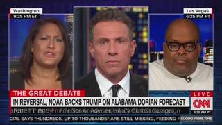 Chris Cuomo and Niger Innis clash over Alabama Gate
