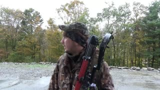 Opening Day of Archery Pennsylvania 2015