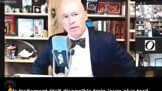 Reiner Fuellmich et David Martin - Preuves de conspiration criminelle.