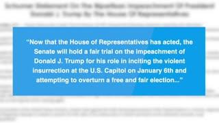 Steve Cortes: I want the Senate impeachment trial