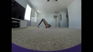 Daily stretching