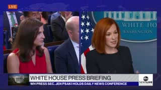 CNN Reporter Uses WH Press Briefing To Blame Trump For Cuba Protests ..!!
