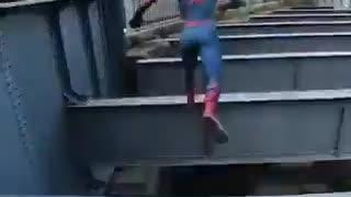 Real Spiderman