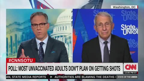 Fauci Says We're Going In 'Wrong Direction' On COVID