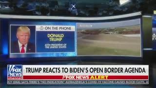 """It's Going to Get MUCH Worse"" - Trump Slams Biden Border Crisis"