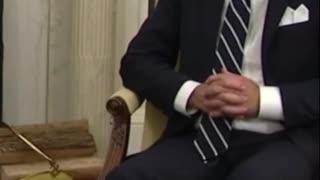 Joe Biden FALLS ASLEEP During Meeting With Israeli Prime Minister