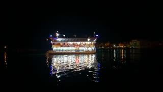 Floating Boat journey In Nile River - Ras El Bar Trip