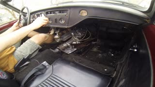 1970 Triumph Spitfire New Transmission