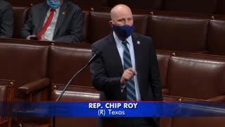 Chip Roy BLASTS Gun Grabbing Democrats