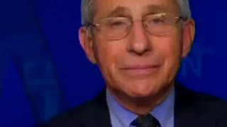 """Anthony Fauci: """"You know, I think"""