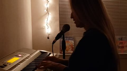 """HE Is Here"" Original words & music written by Cari Alvarez"