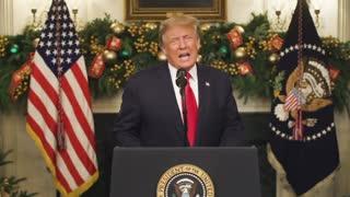 The President Addresses The Nation