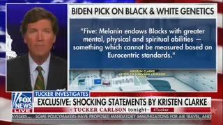 Tucker Unearths SHOCKING Comments From Racist Biden DOJ Pick