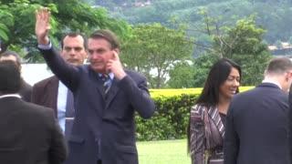 Jair Bolsonaro da positivo de COVID-19 en un nuevo test