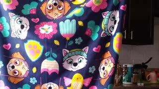 Blanket handmade