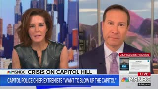 Former FBI Official On Capitol Security