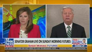 """Lindsey Graham On """"Sunday Morning Futures"""""""