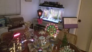 Whole House Inside Tour of Christmas 2016