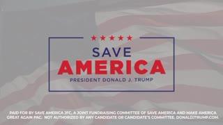 President Trump - Save America