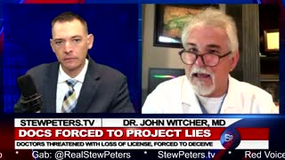 """Doctors THREATENED, Forced to Support """"Vaccine"""" Narrative"""