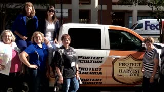 Protect The Harvest Reaches The American People