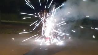 Part 3 fireworks 4th 2021