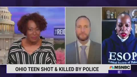 Joy Reid: Knife Fights Are No Big Deal and Police Lie
