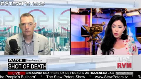 BREAKING! AstraZeneca 'Vaccine' Vials Examined by Researchers Confirm TOXIC POISON