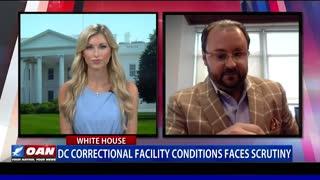 D.C. correctional facility conditions face scrutiny