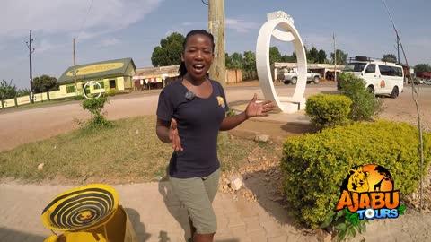 Equator water experiment