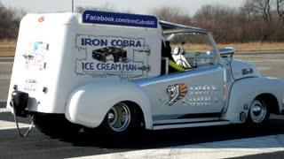 Iron Cobra - Ice Cream Man