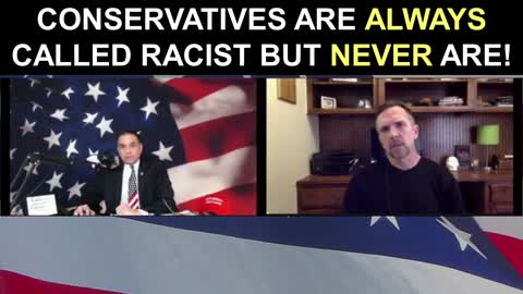 Retired Navy Seal Team Six Operator Justin Sheffield Says Conservatives are ALWAYS Called Racist But NEVER Are!